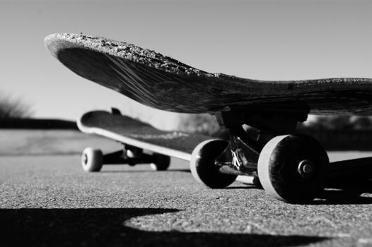 fond ecran skate