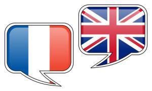 francais anglais