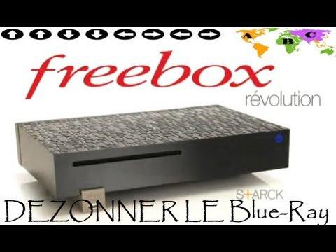 freebox blue ray
