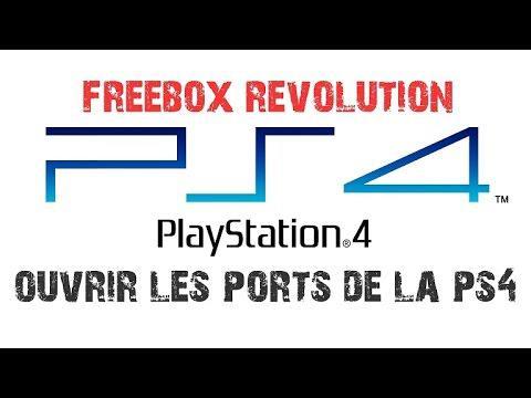 freebox sur ps4