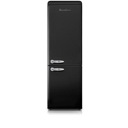 frigo vintage noir