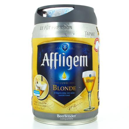 fut affligem beertender