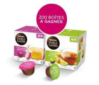 gagner une dolce gusto