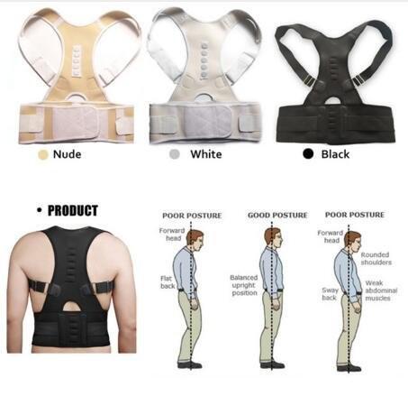 gaine de soutien posture