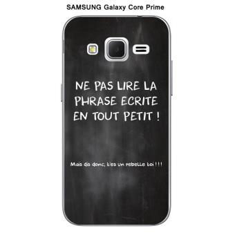 galaxy core prime coque
