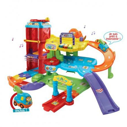 garage enfant vtech