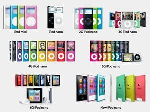 generation ipod