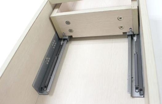 glissiere sous tiroir