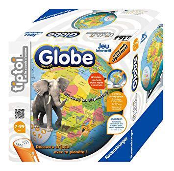 globe interactif ravensburger