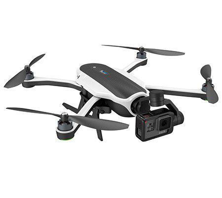 gopro et drone