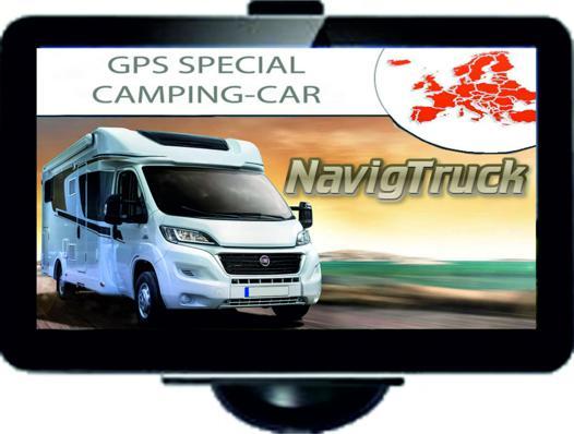 gps campingcar