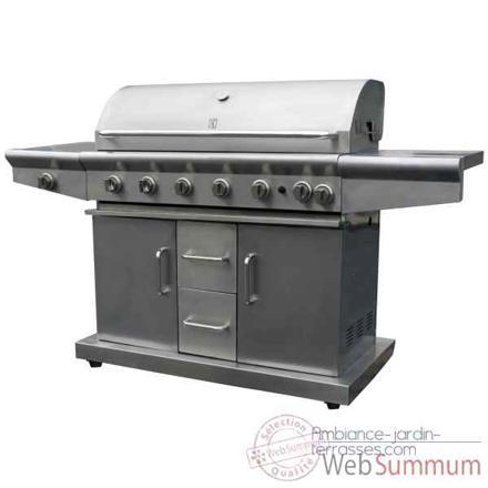 grand barbecue a gaz