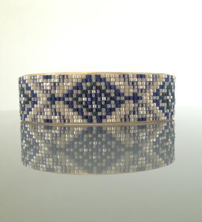 grille bracelet perles