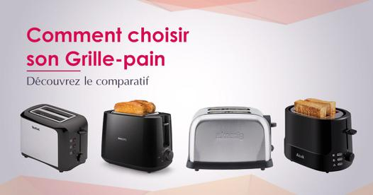 grille pain test