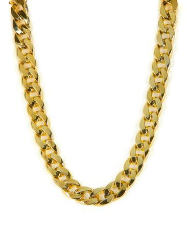 grosse chaine en or bling bling