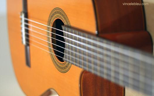 guitare classique fond d\'écran