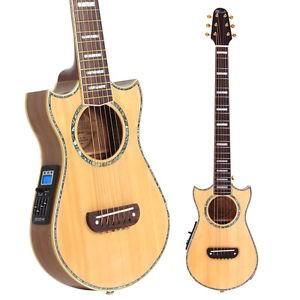 guitare electro acoustique de voyage