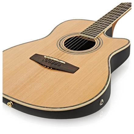 guitare electro acoustique kit