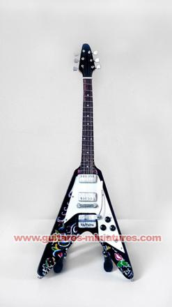 guitare miniature
