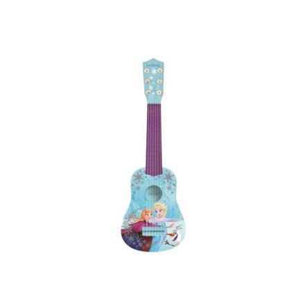 guitare reine des neiges
