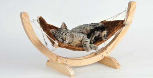 hamac pour chat pas cher
