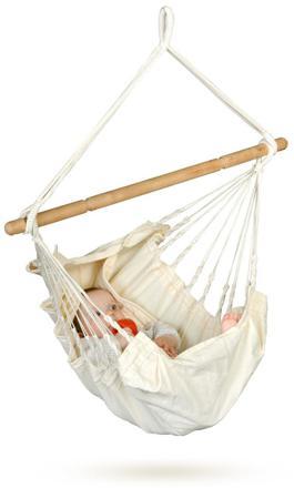hamac suspendu bébé