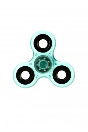 hand spinner transparent