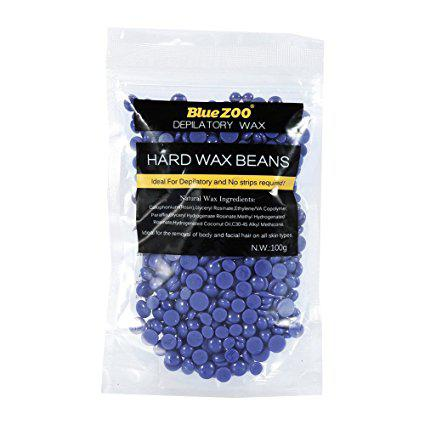 hard wax beans douleur