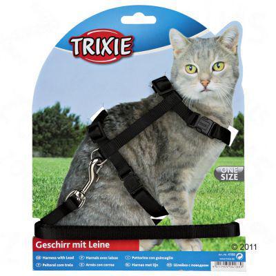 harnais trixie chat