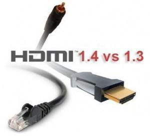 hdmi 1.3 ou 1.4
