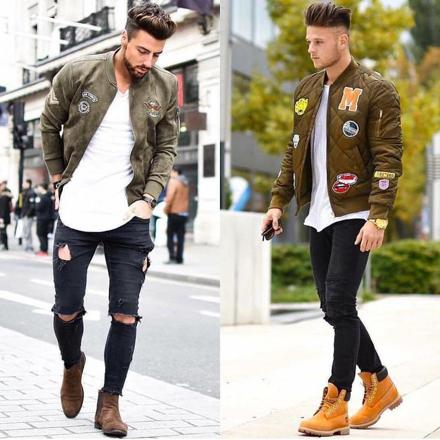 homme style swag