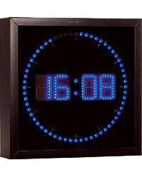 horloge digitale led