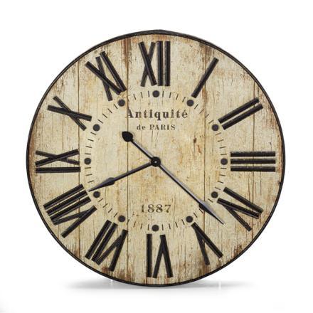 horloge murale 90 cm