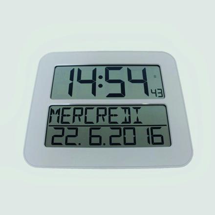 horloge radio piloté