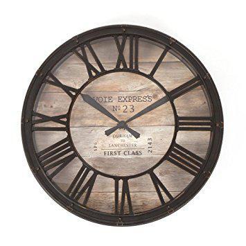 horloge style vintage