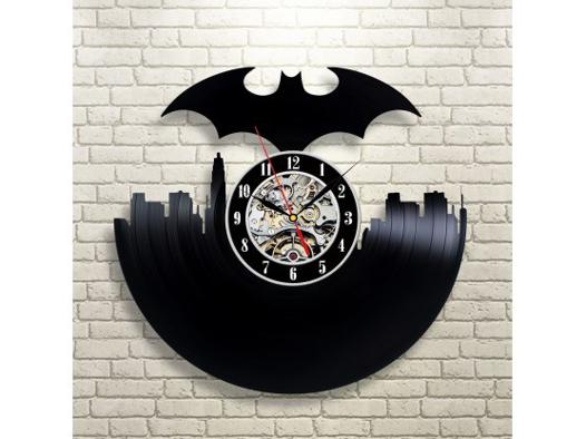 horloge vinyle