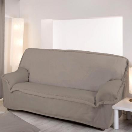 housse canapé 3 places avec accoudoir pas cher