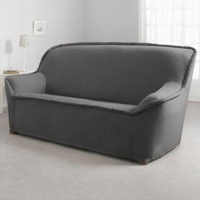 housse canapé 3 places avec accoudoir