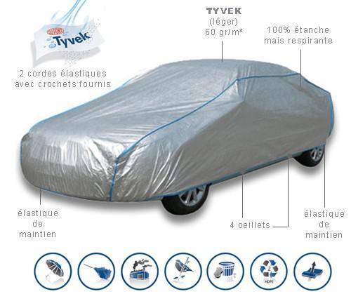 housse de protection exterieure pour voiture