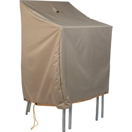 housse de protection pour chaises empilables