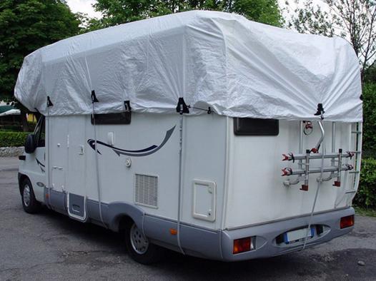 housse de toit pour camping car