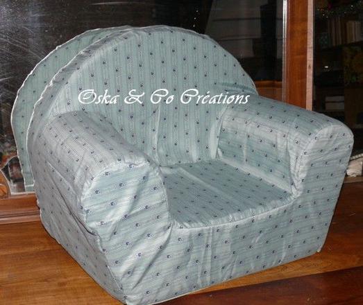 housse fauteuil enfant