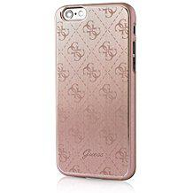 housse iphone 6 guess