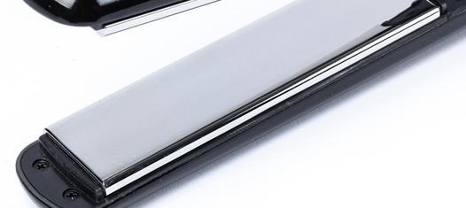 lisseur plaque titanium