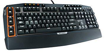 logitech clavier mecanique