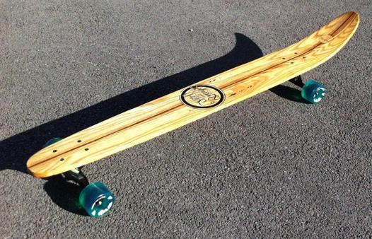 longboard ski