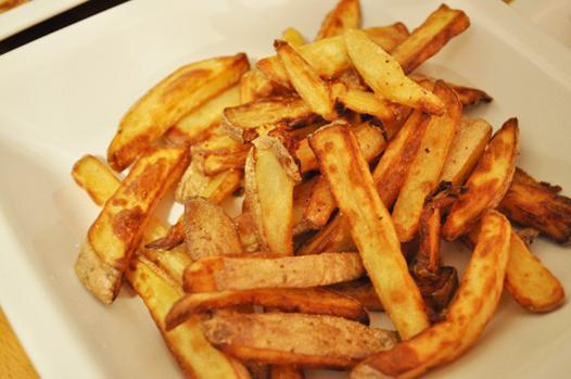 actifry frites