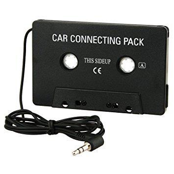 adaptateur cassette autoradio