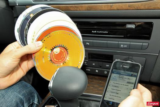 adaptateur cd jack voiture