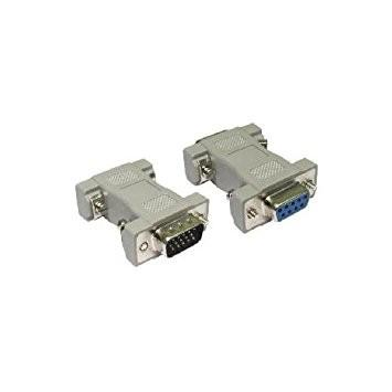 adaptateur vga 9 broches vers 15 broches